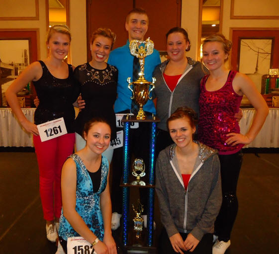 The Adult Dance Program Includes the - United Dance