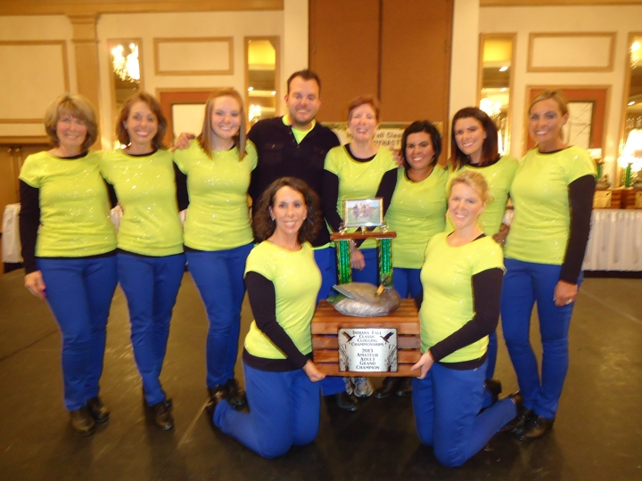 Indiana Fall Classic Clogging Championships